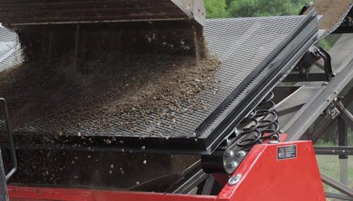 CMP Multi-Purpose Topsoil Screener