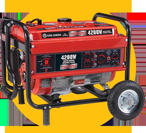 Free Generator Giveaway