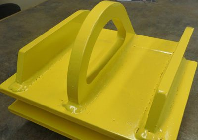 Lift ring for help move the CMP Multipurpose Screener